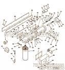 3026393O型密封圈,用于康明斯KTA38-M1柴油发动机机油吸油管组,更多【船用】配件报价