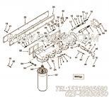 【滤清器座密封垫】康明斯CUMMINS柴油机的3643837 滤清器座密封垫