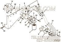 【适配器弯头】康明斯CUMMINS柴油机的C0502089400 适配器弯头