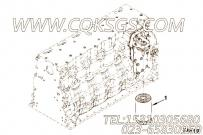 【C4897898】机油滤清器 用在康明斯柴油机