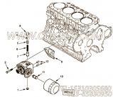 【滤清器座密封垫】康明斯CUMMINS柴油机的4900731 滤清器座密封垫