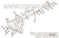 【引擎C280 33的齿轮室组】 康明斯齿轮室报价,参数及图片