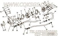 【机油泵】康明斯CUMMINS柴油机的AR 9837 机油泵