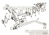 117897六角螺栓,用于康明斯NTA855-C360动力机油泵组,更多【材料运输车】配件报价