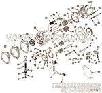【机油泵齿轮】康明斯CUMMINS柴油机的68588 机油泵齿轮
