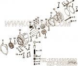 3032267机油泵及安装,用于康明斯NYA855-G4柴油机机油泵组,更多【发电机组】配件报价
