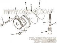 3895439隔套,用于康明斯M11-C250发动机机油泵组,更多【河南电力牵张】配件报价