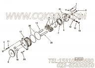 207135矩形密封圈,用于康明斯KTA19-C525柴油发动机基础件组,更多【XZ680定向钻机】配件报价