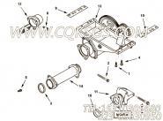 【矩形密封圈】康明斯CUMMINS柴油机的3089886 矩形密封圈