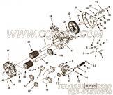 【机油泵】康明斯CUMMINS柴油机的4099237 机油泵