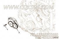 用于进口QSB5.9柴油机机油泵