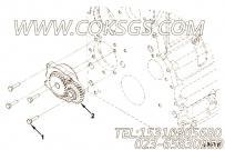 【柴油机6CTAA8.3-G的机油泵组】 康明斯机油泵报价,参数及图片