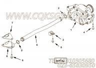 【发动机QSZ13-G2的机油泵组】 康明斯管夹报价,参数及图片