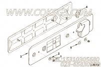 【柴油机B235 20的降噪板组】 康明斯卡箍报价,参数及图片