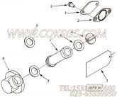 【引擎L345 20的缸体加油附件组】 康明斯矩形密封圈报价,参数及图片