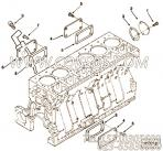 【手孔盖】康明斯CUMMINS柴油机的3254036 手孔盖