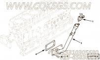 3048553加油口盖,用于康明斯M11-C175柴油发动机加油口布置组,更多【吊管机】配件报价