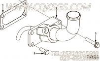 【手孔(LSC)油填充】康明斯CUMMINS柴油机的4985357 手孔(LSC)油填充