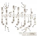 3630828阳性接头,用于康明斯KTA38-C1050发动机性能件组,更多【徐工拌合机】配件报价