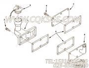 3201060手孔盖,用于康明斯KT19-C450发动机手孔盖组,更多【轨道车】配件报价
