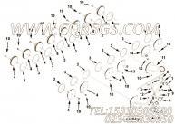 【手孔盖】康明斯CUMMINS柴油机的4016610 手孔盖