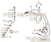 【发动机6LT9.5-C220的增压器管路组】 康明斯六角法兰面螺栓报价,参数及图片