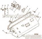 【锁片】康明斯CUMMINS柴油机的158168 锁片