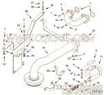 【油管支架】康明斯CUMMINS柴油机的3177513 油管支架