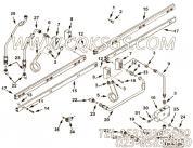 【适配器T形】康明斯CUMMINS柴油机的3630765 适配器T形