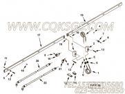 3633046O型密封圈,用于康明斯KTA19-G2(M)发动机燃油管路组,更多【船机】配件报价