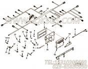 【电子控制模块】康明斯CUMMINS柴油机的3101821 电子控制模块