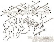 【Gasket, Etr Control Module】康明斯CUMMINS柴油机的3682577 Gasket, Etr Control Module