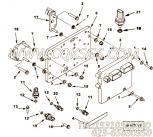 【位置传感器】康明斯CUMMINS柴油机的3408530 位置传感器