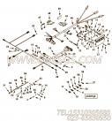 3073750夹子,用于康明斯M11-C350动力增压器布置组,更多【军品车】配件报价