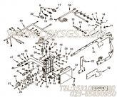 【接线托架】康明斯CUMMINS柴油机的3096527 接线托架