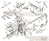 【接线托架】康明斯CUMMINS柴油机的4009596 接线托架