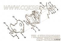 【发动机L270 30的机油冷却器组】 康明斯六角法兰面螺栓报价,参数及图片