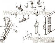 【电子控制模块】康明斯CUMMINS柴油机的3990517 电子控制模块