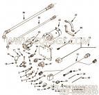 【外螺纹弯头】康明斯CUMMINS柴油机的4295589 外螺纹弯头