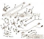 【柔性软管】康明斯CUMMINS柴油机的4928125 柔性软管