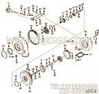 【涡轮增压器执行器】康明斯CUMMINS柴油机的4044633 涡轮增压器执行器
