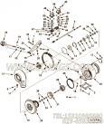 【涡轮增压器执行器】康明斯CUMMINS柴油机的3592773 涡轮增压器执行器