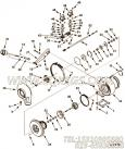 【控制阀体】康明斯CUMMINS柴油机的3348687 控制阀体