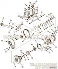 【联动控制杆】康明斯CUMMINS柴油机的3592532 联动控制杆