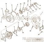 【套件和组件】康明斯CUMMINS柴油机的4035124 套件和组件