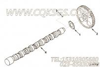 【凸轮轴】康明斯CUMMINS柴油机的3005710 凸轮轴
