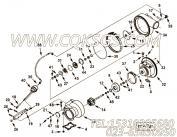 【涡轮增压器执行器】康明斯CUMMINS柴油机的3590581 涡轮增压器执行器