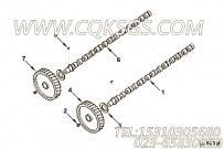 【凸轮轴】康明斯CUMMINS柴油机的4912330 凸轮轴