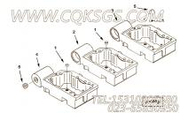 3202199摇臂室,用于康明斯KTA38-G5柴油机性能件组,更多【电力】配件报价