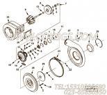 【套件和组件】康明斯CUMMINS柴油机的3537341 套件和组件